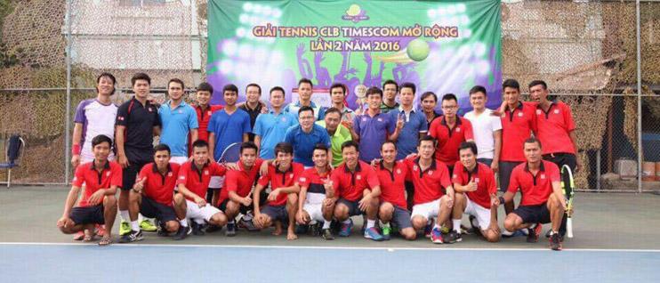 Giải Tennis TimesCom mở rộng 2016