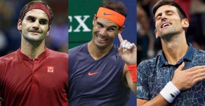 Các vận động viên Tennis