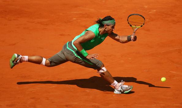 Lời khuyên cho người mới học tennis