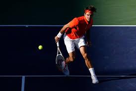 Dạy học tennis cơ bản-Cú đánh trái tay sấm sét