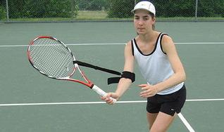 Dạy học tennis nâng cao-Luyện tập cho cú Volley