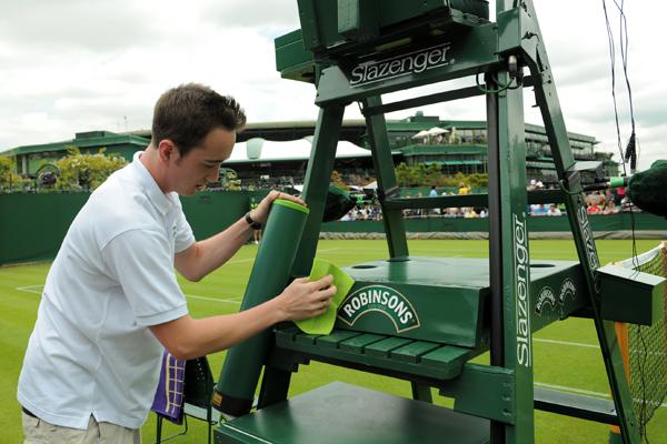 Học tennis cơ bản-Luật thi đấu tennis (P6)