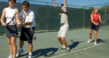 Dạy tennis tại Hà Nội uy tín, chất lượng