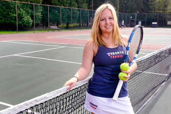 Tìm bạn học tennis tại Hà Nội