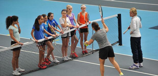 Tìm thầy dạy tennis tại Hà Nội