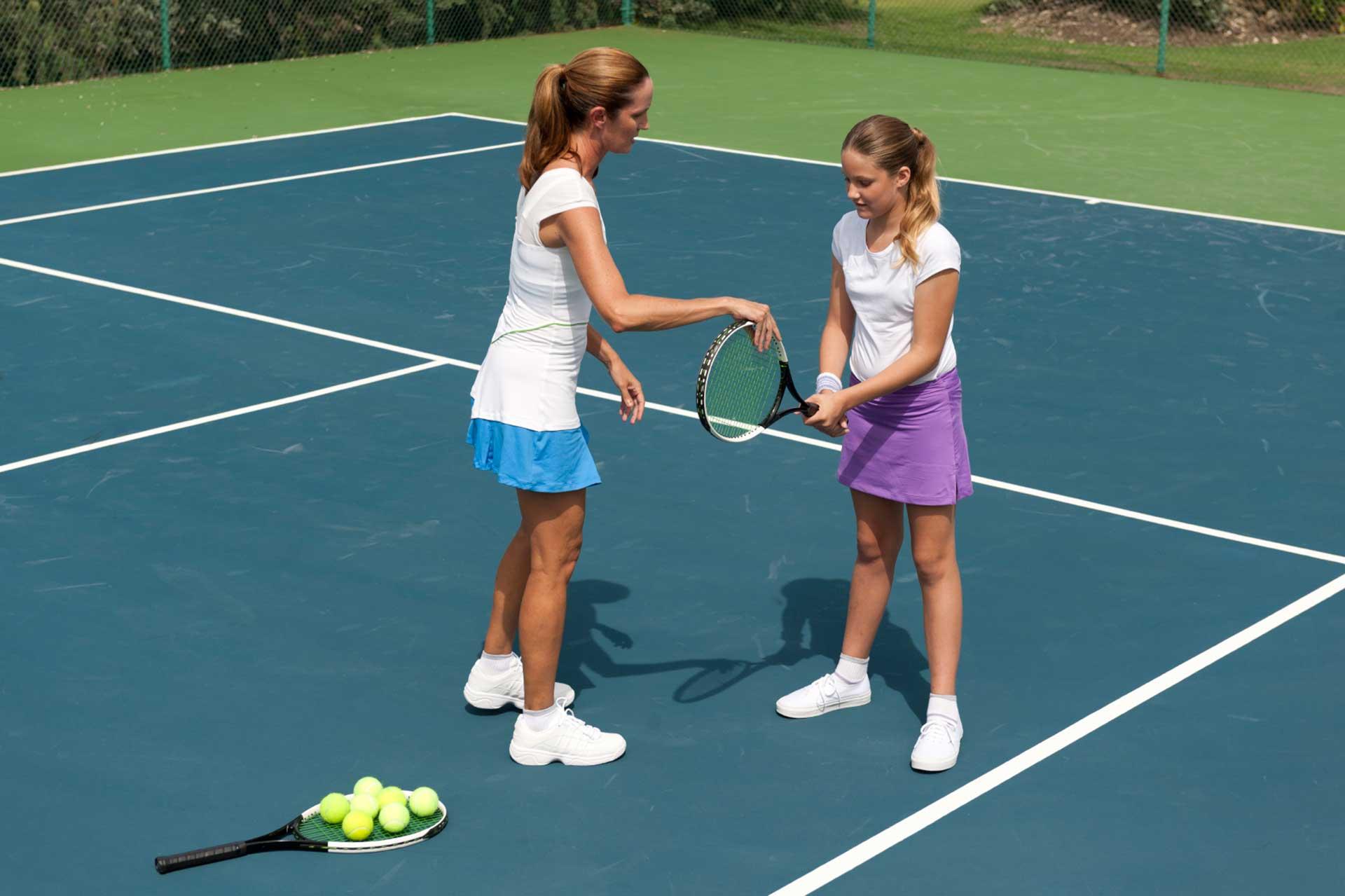 Dạy tennis tại quận Hà Đông