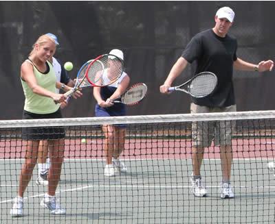 Dạy tennis tại quận Cầu Giấy