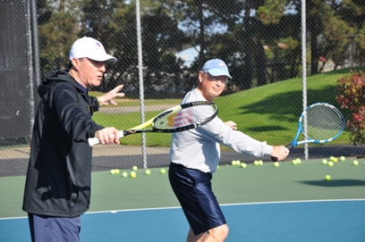 Dạy tennis tại quận Đống Đa