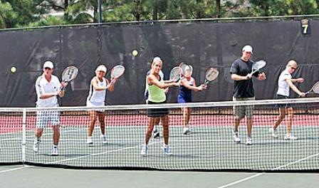 Dạy tennis tại quận Hai Bà Trưng