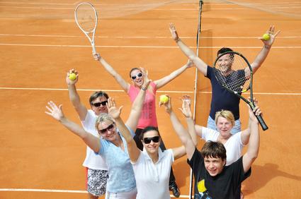 Dạy tennis tại Vĩnh Phúc