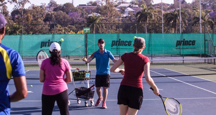 Dạy tennis tại Phú Thọ