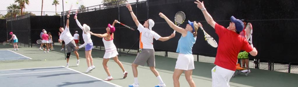 Dạy tennis tại Bắc Giang
