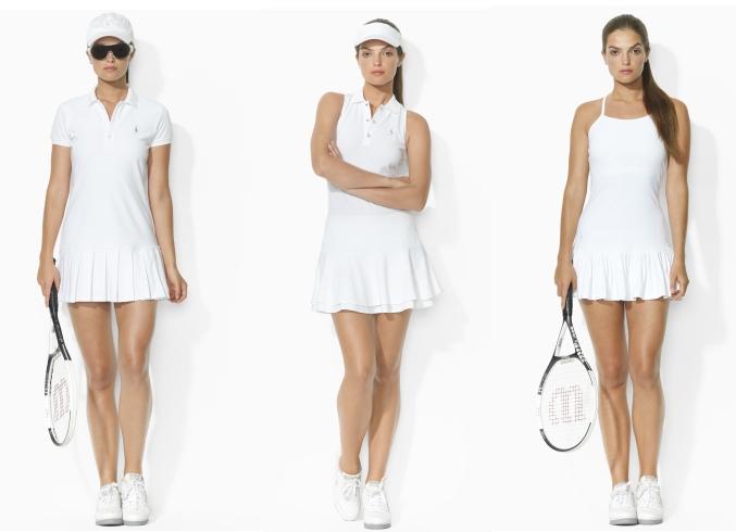 Tư vấn trang phục tennis